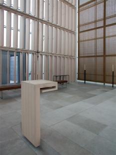 Herz Jesu Kirche - foto: Petr Šmídek, 2001