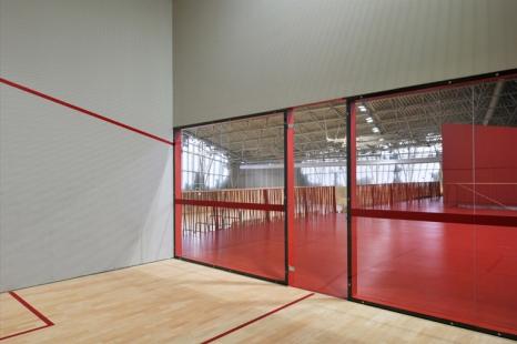 Sportovní hala Podčetrtek - foto: Miran Kambič