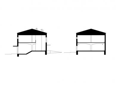 Obchodní centrum PORT - Příčné řezy - foto: Pinkas Žalský Architekti