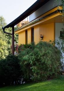 Dostavba rodinného domu v Kostelci u Heřmanova Městce - foto: Tomáš Souček