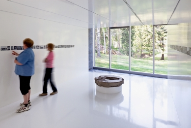 Expozice v Muzeu Ležáky - foto: Andrea Lhotáková