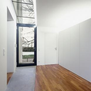 Folded Corten House - foto: Max Nirnberger