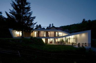 Skládaný dům - foto: Max Nirnberger & Lorenz Prommegger