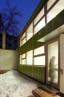 Architektonický ateliér Projektil Architekti - foto: Andrea Thiel Lhotáková
