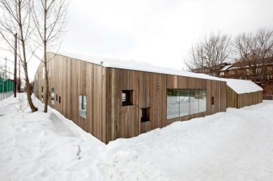 Mateřská škola ve Fagerborgu - foto: Thomas Bjørnflaten