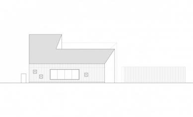 Mateřská škola ve Fagerborgu - Severní pohled - foto: Reiulf Ramstad Arkitekter
