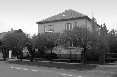 Kavárna Blansko - původní stav