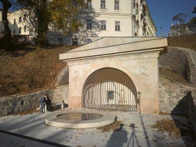 Revitalizace městského parku Studánka - Fons Salutis - současný stav - foto: Filip Šlapal