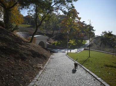 Revitalizace městského parku Studánka - Současný stav - foto: Filip Šlapal