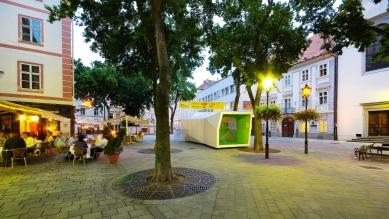 BALIK summer pavillion for Bratislava - foto: Paťo Safko