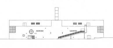 Obchodní středisko Uran - Pohled