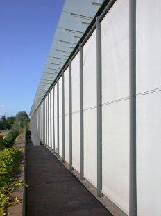 Beyeler Foundation Museum - foto: Petr Šmídek, 2002