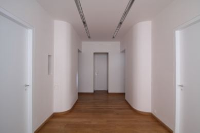 Rekonstrukce bytu pro překladatele - foto: Ondřej Hilský