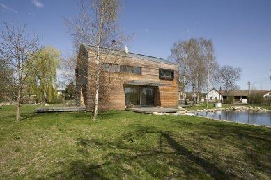Rodinný dům v Bohumilči - foto: Lucie Mlynářová