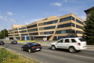 Centrum akutní medicíny Oblastní nemocnice Kladno - foto: Ester Havlová