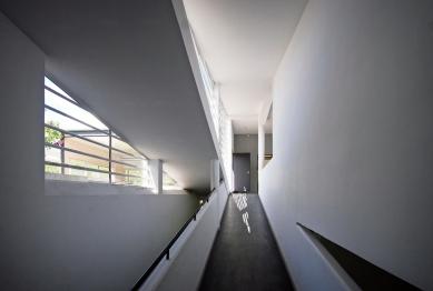 Vila Savoye - foto: Martin Rosa