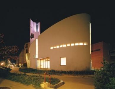 Komunitní centrum sv. Prokopa - foto: Ester Havlová