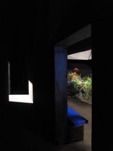 Serpentine Gallery Pavilion 2011 - Vizualizace - foto: © Peter Zumthor
