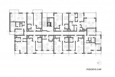 Mazanka residential house - 3NP