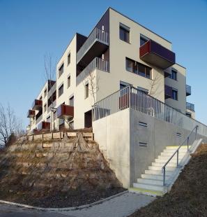 Mazanka residential house - foto: Michal Hurych