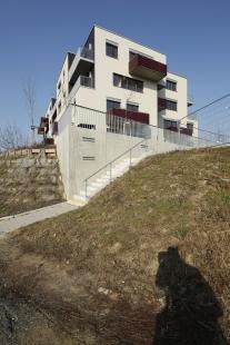Mazanka residential house - foto: Lubor Sladký