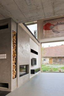 Rodinný dům v České Bříze - foto: Jiří Zábran