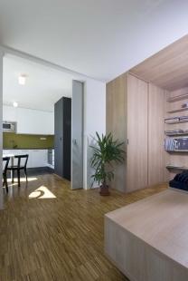 Rekonstrukce panelákového bytu - foto: Jiří Ernest