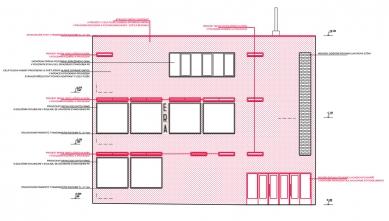 Rekonstrukce kavárny Era - Fasáda - foto: VELEK, VELKOVÁ, VELEK ARCHITEKTI