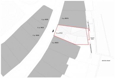 Rekonstrukce a úprava měšťanského domu - Situace