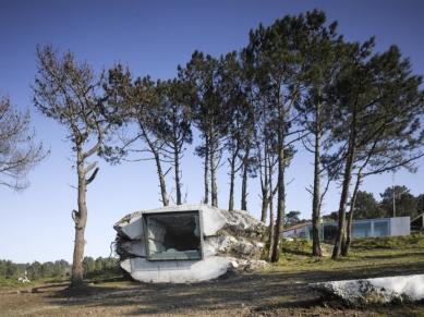 Prázdninový dům Lanýž - foto: Roland Halbe