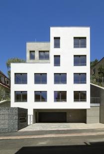 Bytový dům Nad Vinohradem - foto: Ester Havlová