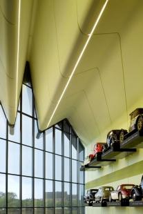 Muzeum dopravy - foto: © Hufton + Crow