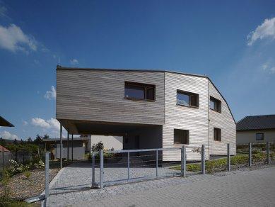 Rodinný dům ve Vraném nad Vltavou