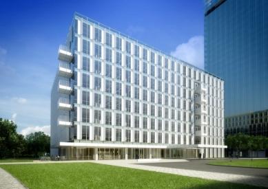 City Green Court - foto: Courtesy of Richard Meier & Partners Architects, vize.com