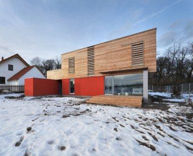 Rodinný dům ve Zdibech - foto: Martin Čeněk