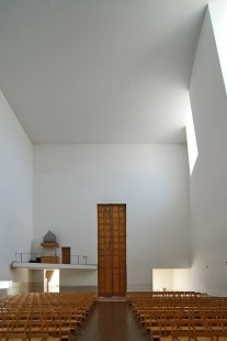 Kostel Santa Maria - foto: Petr Šmídek, 2011