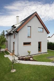 Rodinný dům Horažďovice  - foto: Robert Žakovič