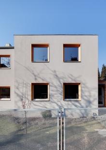 Dům ve Strašnicích - foto: Tomáš Souček