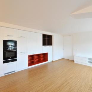 Interiér bytu v Praze 12 - foto: Martin Čeněk