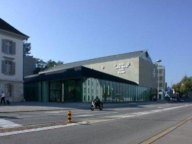 Rozšíření Kunsthausu - foto: Petr Šmídek, 2003
