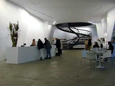 Rozšíření Kunsthausu - foto: © www.vongirsewald.com
