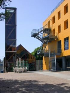Loyola Law School - foto: Petr Šmídek, 2001