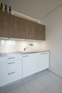 Rekonstrukce bytu v panelovém domě v Praze na Pankráci - foto: Jiří Ernest