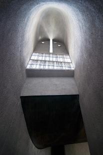Mariánská kaple Notre-Dame du Haut - foto: Petr Šmídek, 2008