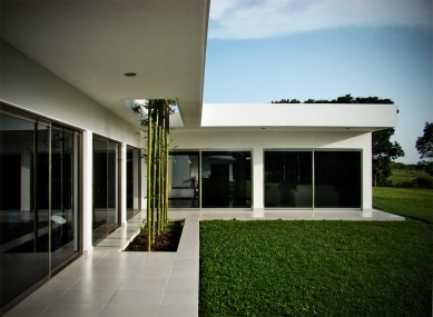 Ponce house in La Palma - Mexico - foto: Fabian Coutiño