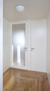 Rekonstrukce a interiér panelového bytu - foto: Tomáš Rasl