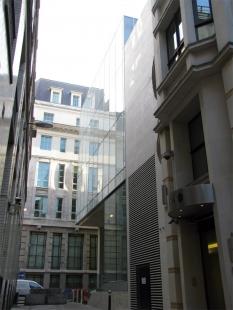 Centrála banky rodiny Rothschilds - foto: Petr Horák, 2011