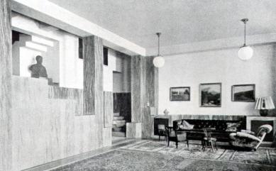 Müllerova vila - foto: archiv redakce