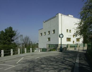 Müllerova vila - foto: Petr Hampl