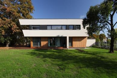 Rodinný dům Domesi – Klánovice - foto: Lina Németh